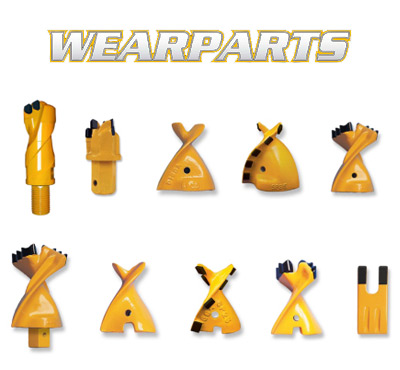 Wear Parts & Bucket Teeth