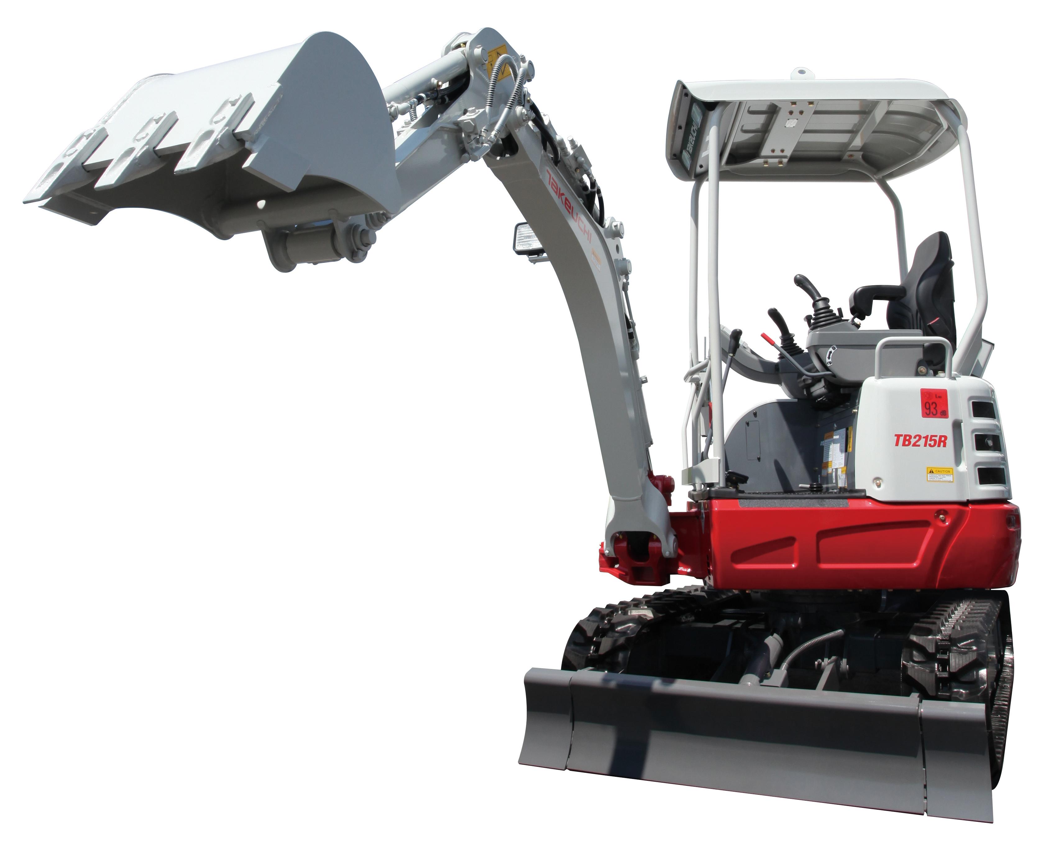 Excavators New